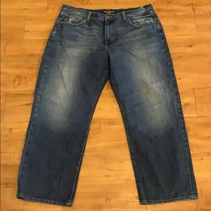 LUCKY BRAND 181 boot cut Jeans Size 40 x 30